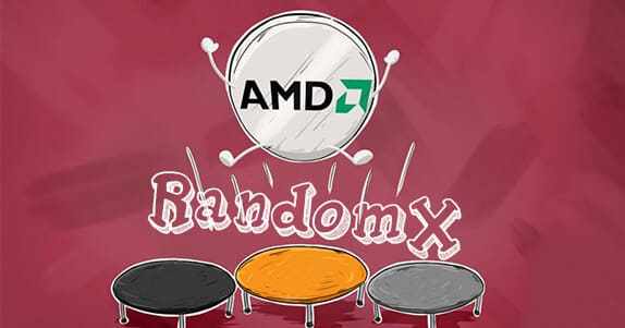 Майнинг Monero (RandomX) на AMD Ryzen
