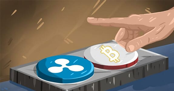 Ripple vs Bitcoin