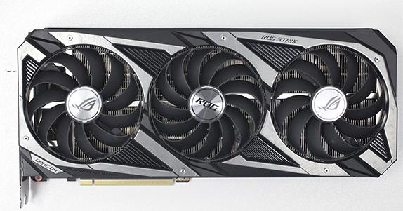 ASUS GeForce RTX 3060 Ti STRIX обзор